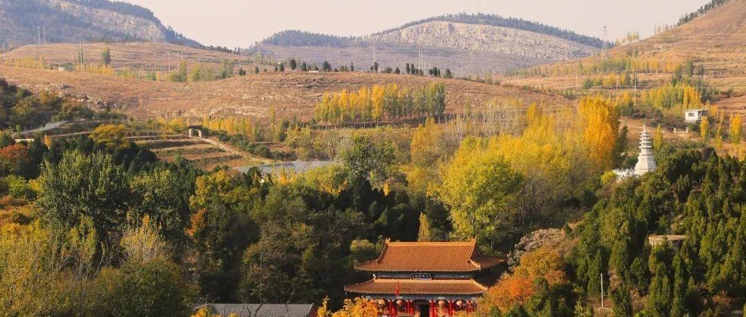 【秋日计划】难寻的乡野秘境,秋天藏着新景色,还不快去打卡……